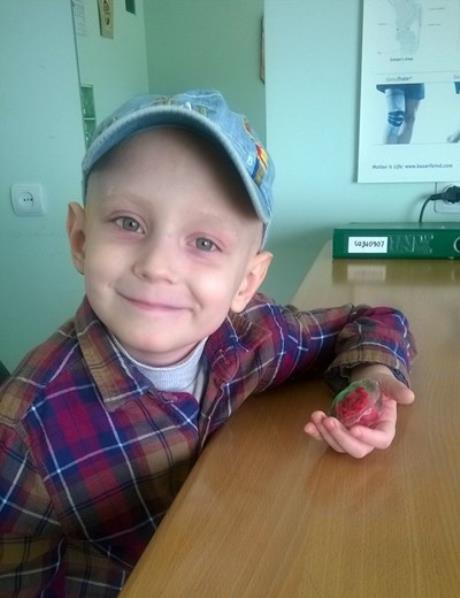 Support Ivan rehabilitate after his fight with brain cancer