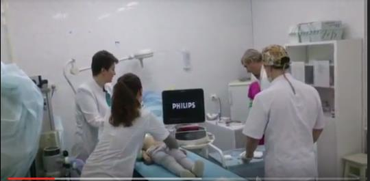 Purchase of the Philips Sparq device for the largest in CIS institute of the of Pediatric Oncology - N.N Blokhin in Moscow